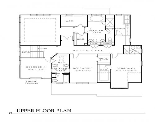6814 Dillon Ave Upper Floor Plan Francis Real Estate Group